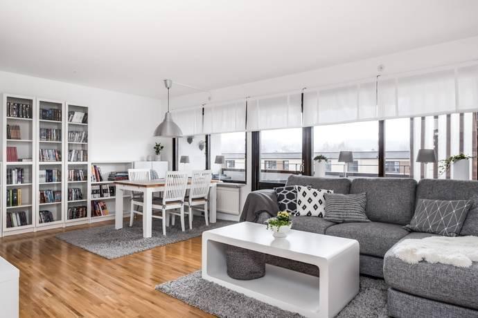 Bild: 3 rum bostadsrätt på Hägervägen 44, Jönköpings kommun Hovslätt