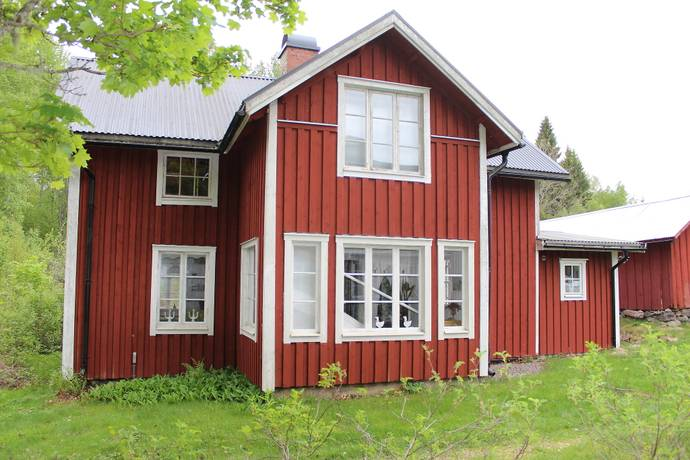 Bild: 3 rum gård/skog på Fjäll Södra Tomten, Säffle kommun Långserud