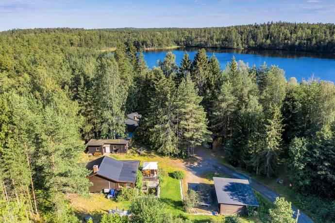 Bild: 5 rum fritidshus på Fågelsjön 15, Södertälje kommun Enhörna