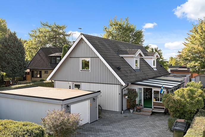Bild: 4 rum villa på Malmövägen 61, Svedala kommun Svedala