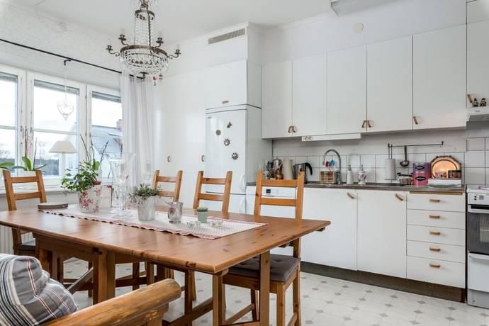 Bild: 2 rum bostadsrätt på Ankargatan 22A, Hudiksvalls kommun Hudiksvall- Håstavillorna