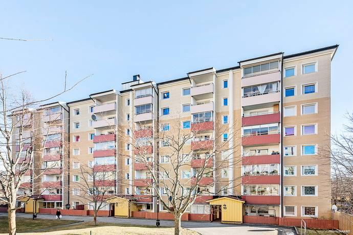 Bild: 2 rum bostadsrätt på Vetevägen 10,3tr, Botkyrka kommun Hallunda