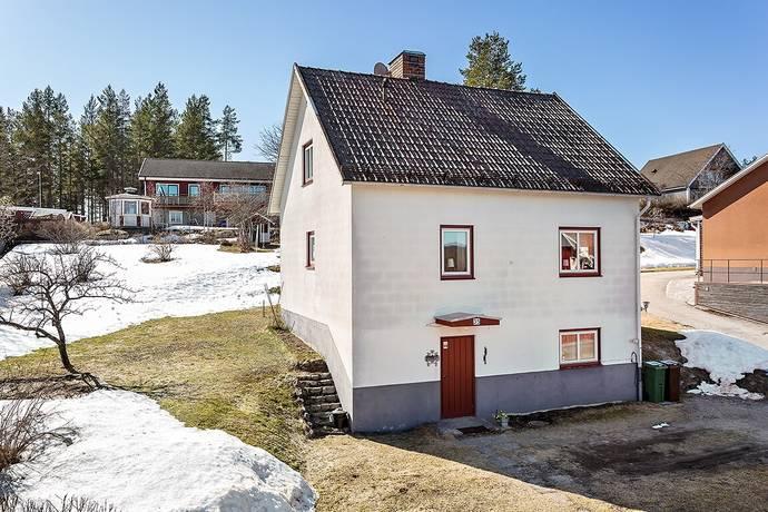 Bild: 4 rum villa på Borgenvägen 35, Ovanåkers kommun Edsbyn/Borgen