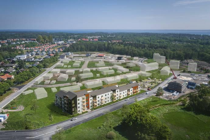 Bild från Karlssons Äng - Kaptenen - smarta lägenheter i Kalmars nya stadsdel!