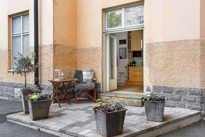 Bild: 4,5 rum bostadsrätt på Katarina Bangata 31, Stockholms kommun Södermalm