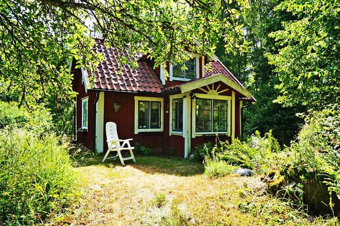 Bild: 2 rum fritidshus på Mommelycke 221, Karlskrona kommun Björkeryd