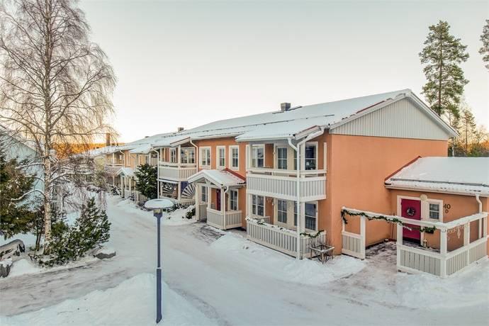 Bild: 4 rum bostadsrätt på Kyrkbacken 40 C, Ludvika kommun Grängesberg - Parken