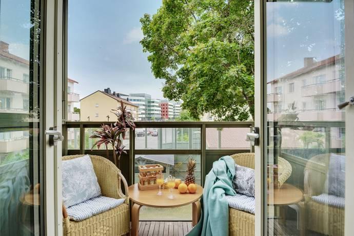 Bild: 2 rum bostadsrätt på Mäster Simons väg 6A, 1tr, Solna kommun Ritorp / Norra Frösunda