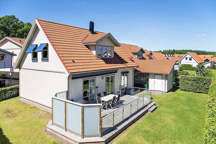 Bild: 5 rum villa på Ängbackevägen 56, Mölndals kommun Kållered   Tulebo