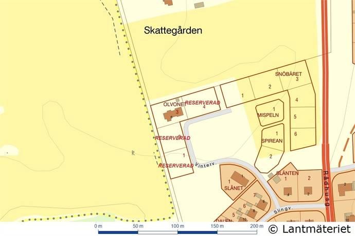 Bild från Stenstorp - Vintervägen 5, 7, 11