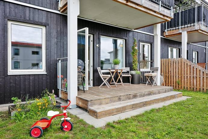 Bild: 3 rum bostadsrätt på Sjudarevägen 18 C, Gotlands kommun Visby - Terra Nova