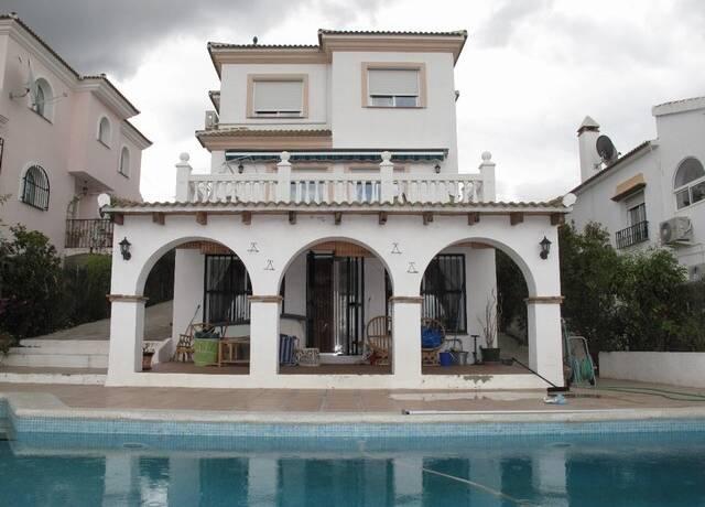 Bild: 5 rum villa på Stor villa i  La Viñuela, Spanien Viñuela