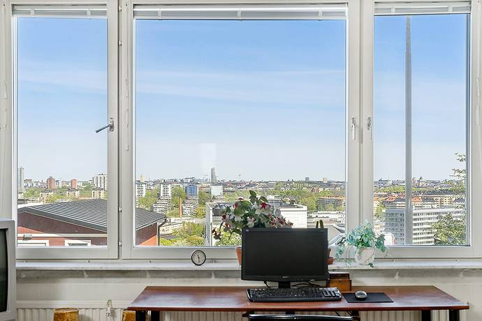 Bild: 3 rum bostadsrätt på Nybohovsgränd 24, Stockholms kommun Liljeholmen