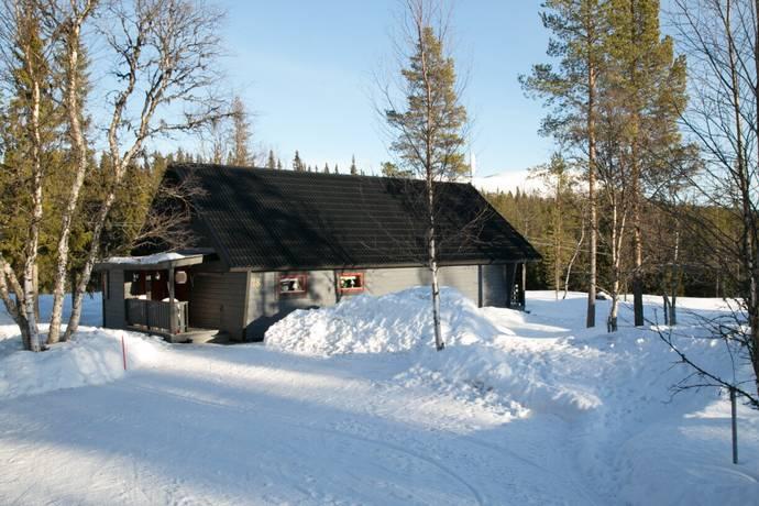 Bild: 3 rum fritidshus på Uppvallen Mården 18, Härjedalens kommun Lofsdalen