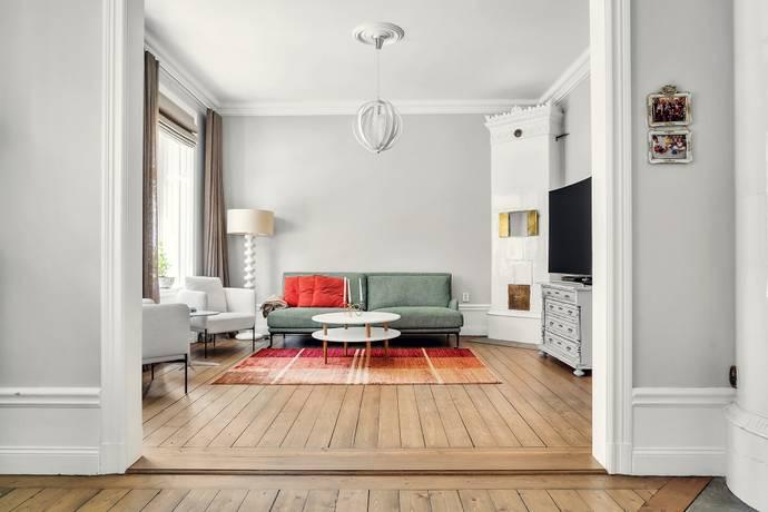 Bild: 3 rum bostadsrätt på Östermalmsgatan 31, Stockholms kommun Östermalm