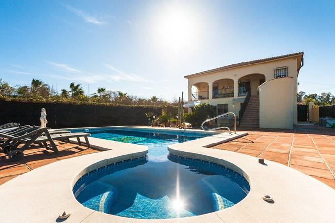 Bild: 6 rum villa på HOT-V2800-SSC, Spanien Alhaurín El Grande