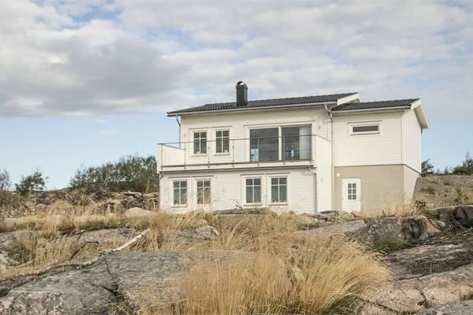 Bild: tomt på Mariedal A-U, Lysekils kommun Lysekil
