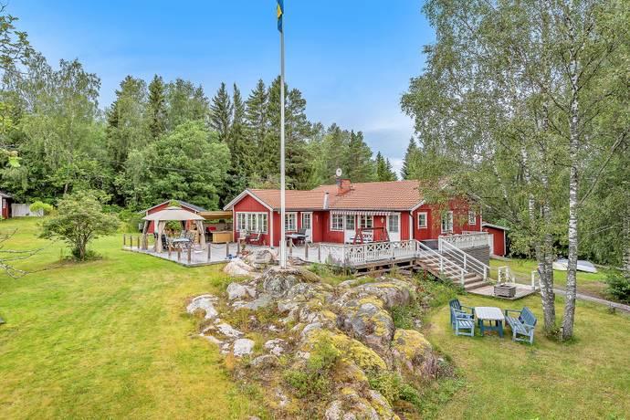 Bild: 4 rum villa på Björkkullavägen 2, Norrtälje kommun Björkkulla