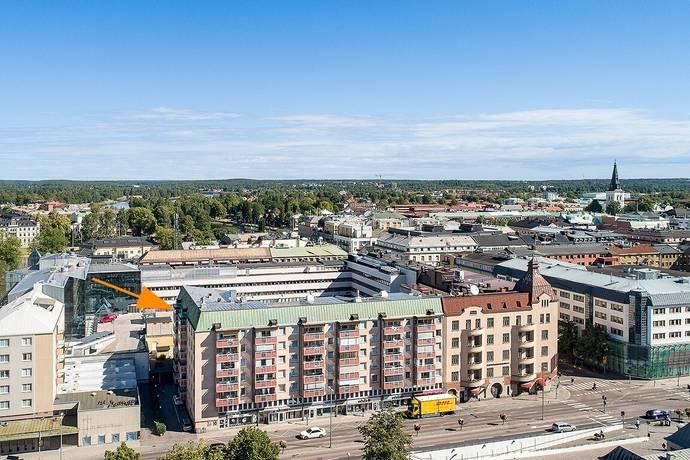Bild: 5 rum bostadsrätt på Hamngatan 26 A, Karlstads kommun Centrum