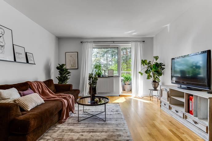 Bild: 3 rum bostadsrätt på Högsätravägen 27, Lidingö kommun Gångsätra