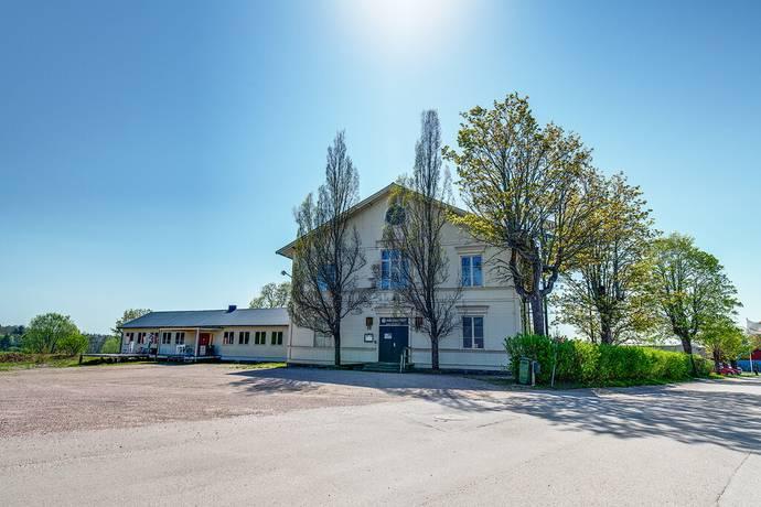 Bild: 11 rum villa på Bäggebygatan 15, Tierps kommun Tierp