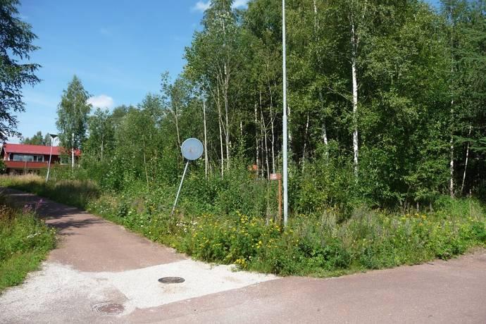 Bild: tomt på Smasvägen 12, Rättviks kommun Vikarbyn