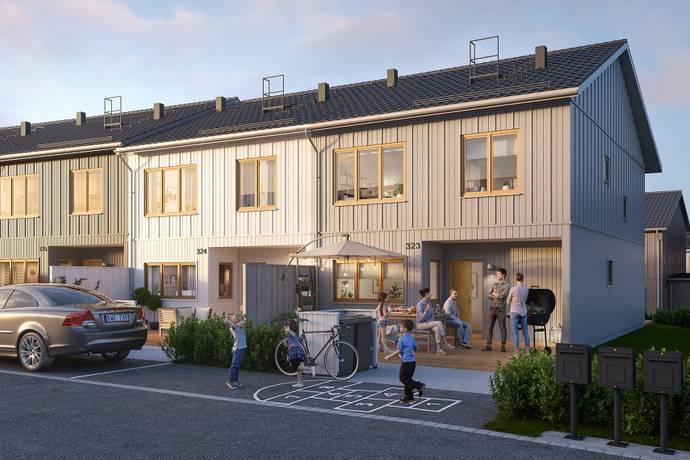 Bild från Järvastaden - Solna Trädgårdskvarter 4