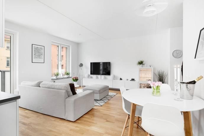 Bild: 3 rum bostadsrätt på Kyrkogatan 1C, Eskilstuna kommun Centralt