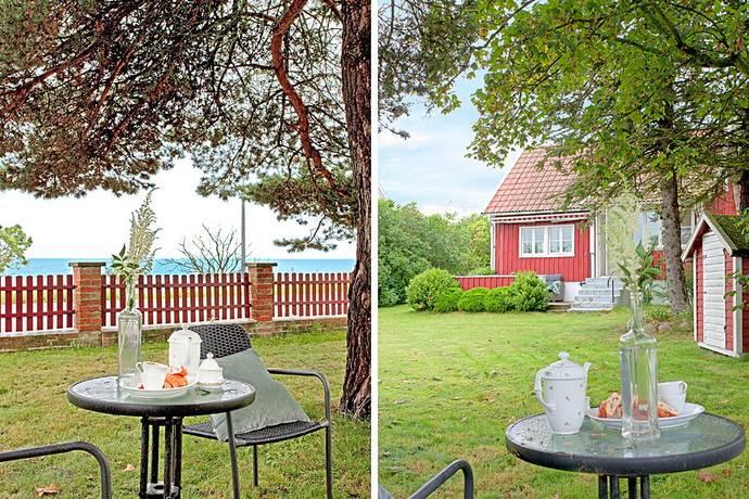 Bild: 4 rum villa på Musikgatan 35, Ystads kommun Svarte