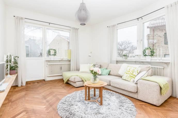Bild: 2 rum bostadsrätt på Sågverksgatan 110, Stockholms kommun Stureby