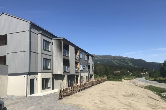 Bild: 4 rum bostadsrätt på Kyrkängesvägen, Brf Ängsvallen 2, Åre kommun Tegefjäll