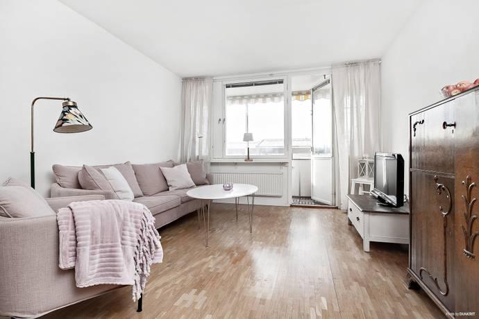 Bild: 3 rum bostadsrätt på Rävsnäsvägen 52, Stockholms kommun Örby Slott / Älvsjö