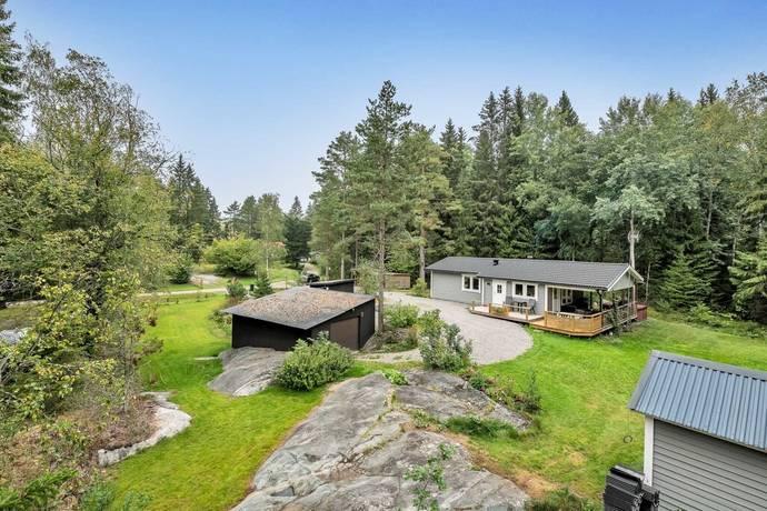 Bild: 3 rum fritidshus på Gussmarängsvägen 4, Norrtälje kommun Infjärden/Rådmansö