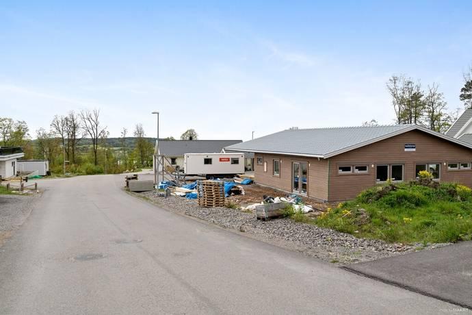 Bild: 3 rum radhus på Drällslingan 14A, Falkenbergs kommun Skrea
