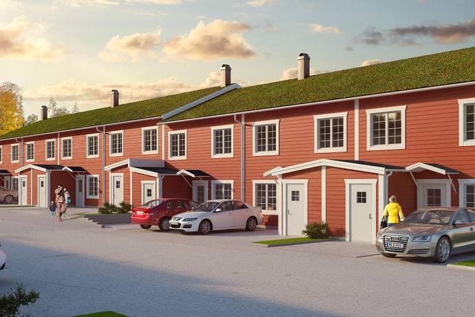 Bild: 6 rum bostadsrätt på Björkhemsvägen, Örebro kommun Lillån