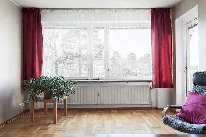 Bild: 3 rum bostadsrätt på Ejdervägen 68, Stockholms kommun Fagersjö