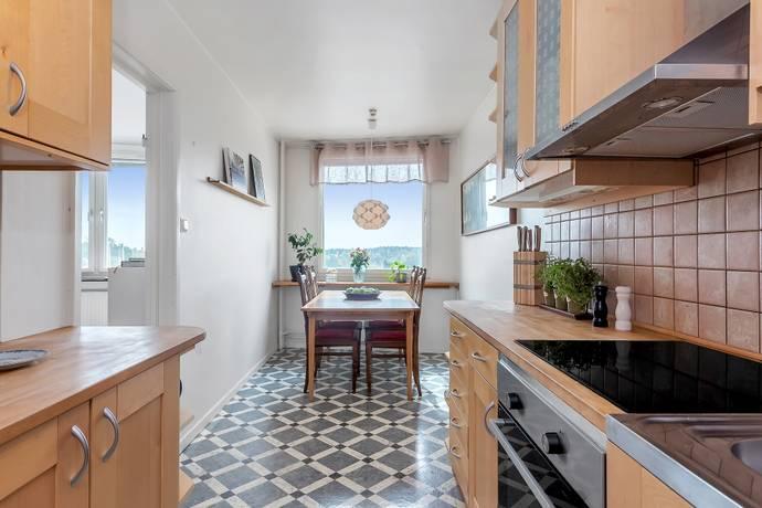 Bild: 1,5 rum bostadsrätt på Näsbydalsvägen 2, 10tr, Täby kommun Näsbydal