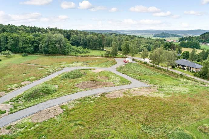 Bild: tomt på Kungsgårdens Villaby - Alvhem, Ale kommun Alvhem
