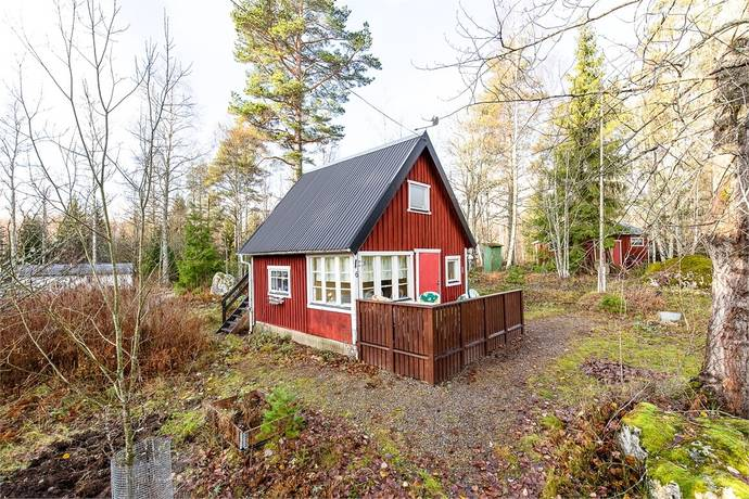 Bild: 40 m² fritidshus på Tjusebotorp Stuga nr 6., Örebro kommun