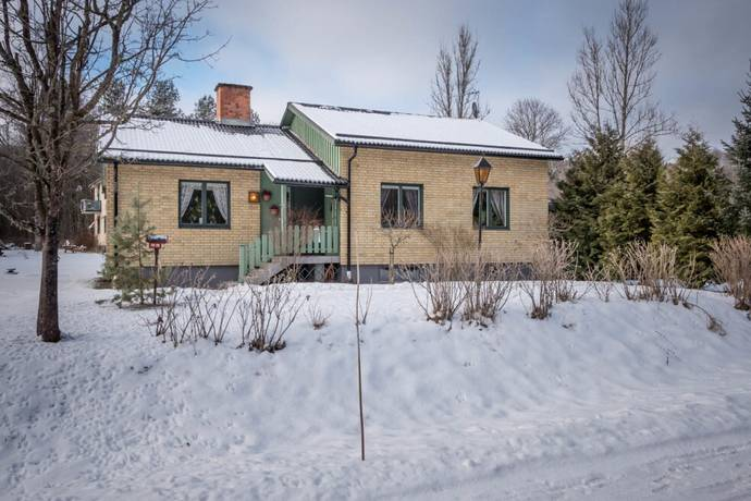 Bild: 4 rum villa på Dahlgrensvägen 1, Munkfors kommun Ransäter