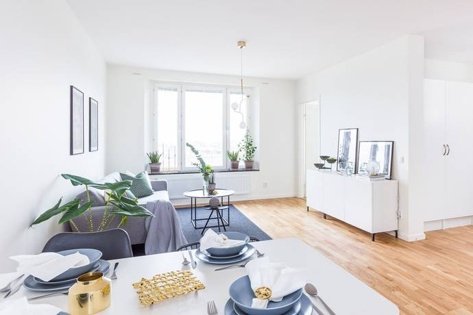 Bild: 3 rum bostadsrätt på Nordengatan 5B, Linköpings kommun Vasastaden