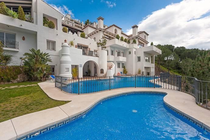 Bild: 4 rum radhus på TH2228, Radhus Nueva Andalucia, Spanien Nueva Andalucia