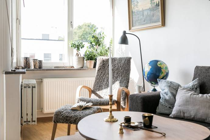 Bild: 1,5 rum bostadsrätt på Östra Kristinelundsvägen 18 B, Malmö kommun Slottsstaden