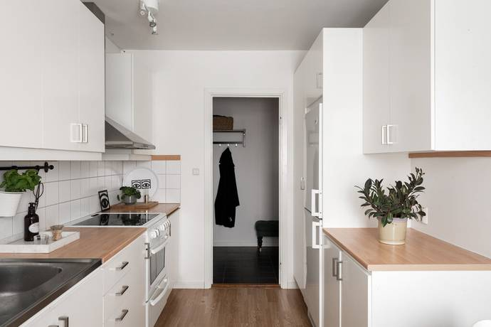 Bild: 2 rum bostadsrätt på Yttervägen 2C, Heby kommun Härvsta