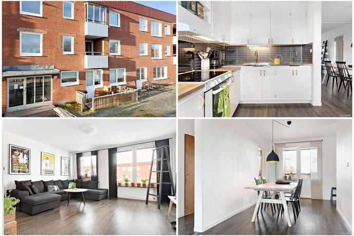 Bild: 3 rum bostadsrätt på Sehlstedtsvägen 31, Härnösands kommun Murberget