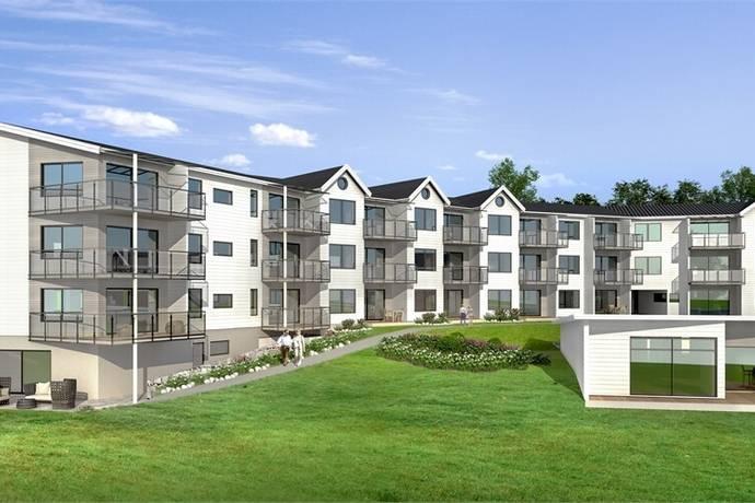 Bild: 4 rum bostadsrätt på Lyckosvingen 201, Uddevalla kommun Ljungskile - Lyckorna