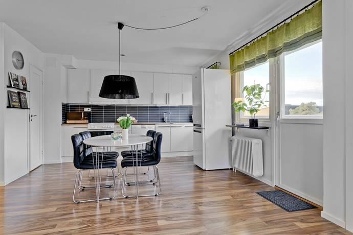 Bild: 3 rum bostadsrätt på Getbergsvägen 11, Skellefteå kommun Getberget