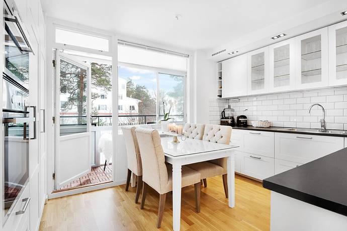 Bild: 3 rum bostadsrätt på Nickelgränd 10, Stockholms kommun Råcksta/Grimsta