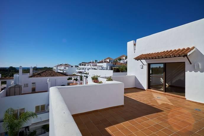 Bild: 4 rum bostadsrätt på Fin lägenhet med tre sovrum - Härlig utsikt från terrassen!, Spanien Estepona - New Golden Mile
