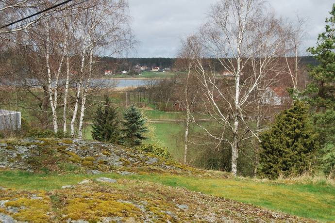 Bild: tomt på Sjömans Väg, Göteborgs kommun KVILLEHED